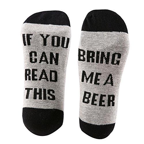 1 Paar Männer Socken (schwarz & grau)